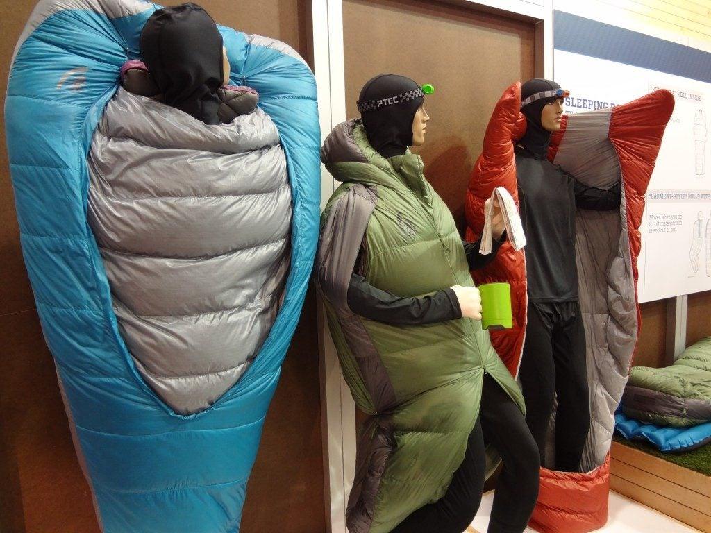 sleeping bags from Sierra Design