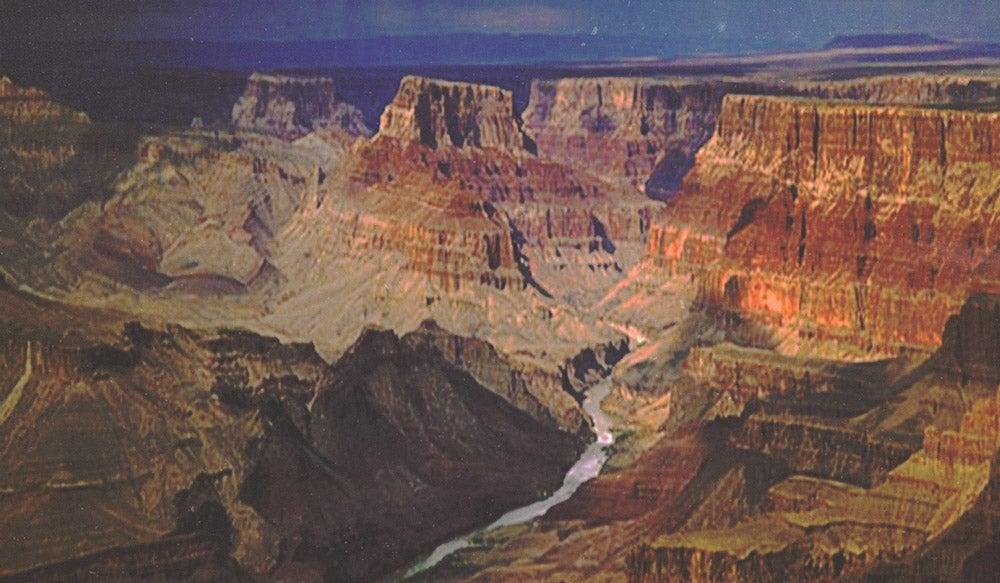 Grand Canyon Camping Viewpoint