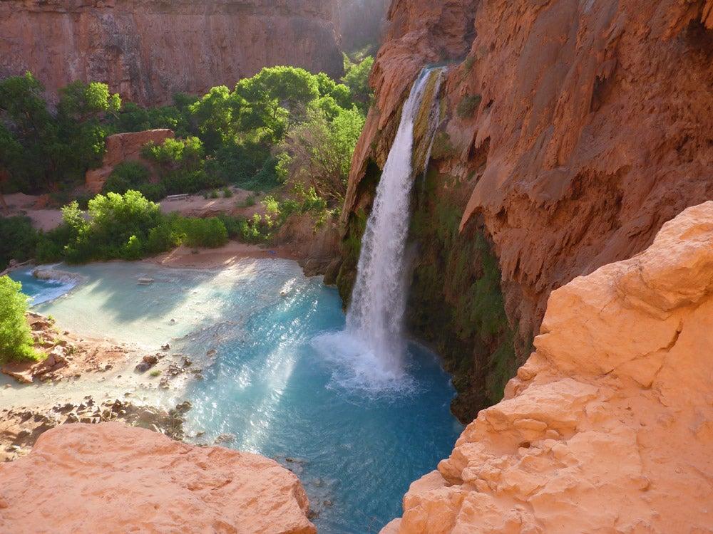summer swimming holes in arizona