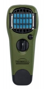 product image of thermacell digital bug repellant on white background
