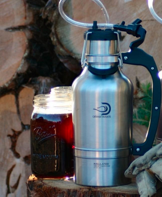 drinktanks insulated growler