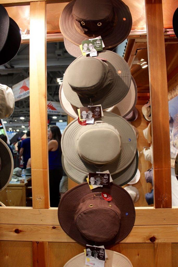 camping hats options
