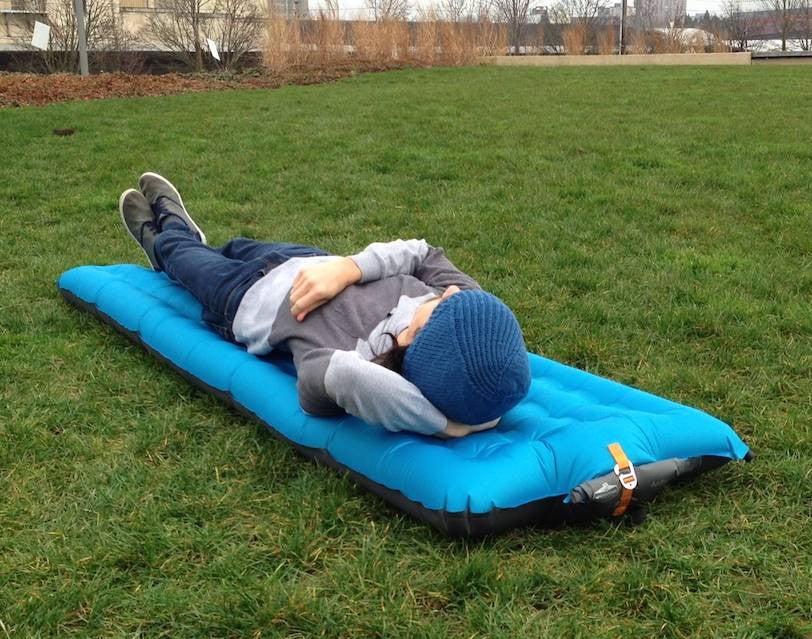 camping pad