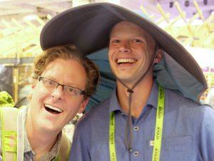 big camping hats