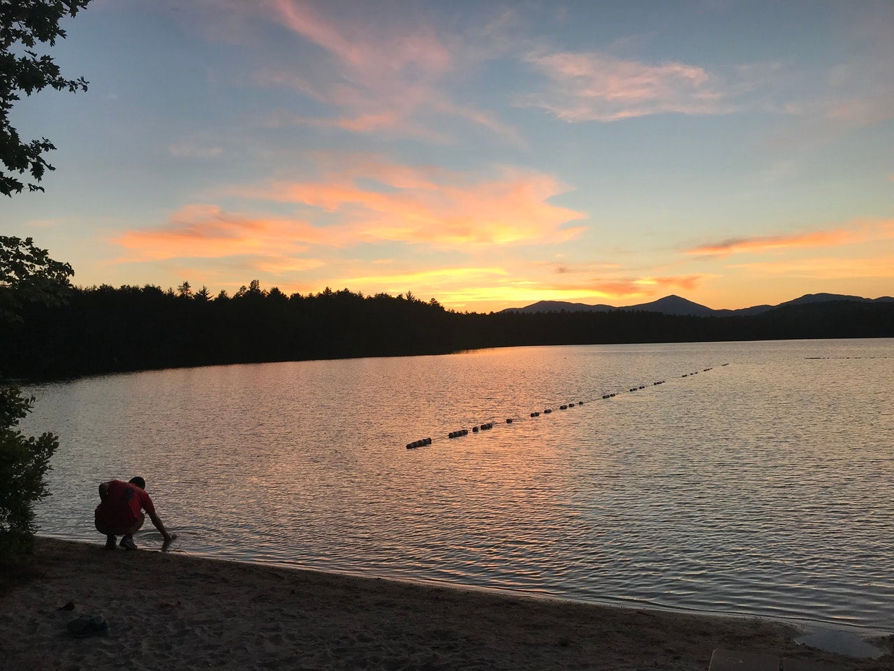 white lake campgrounds in the northeast