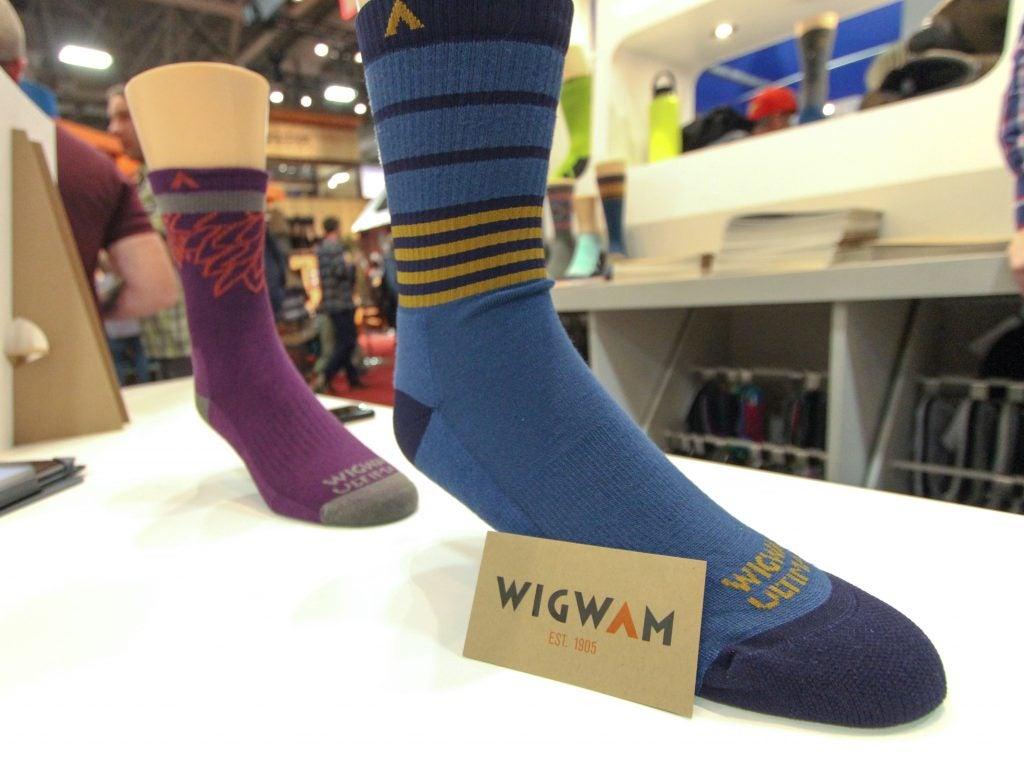 Wigwam socks.