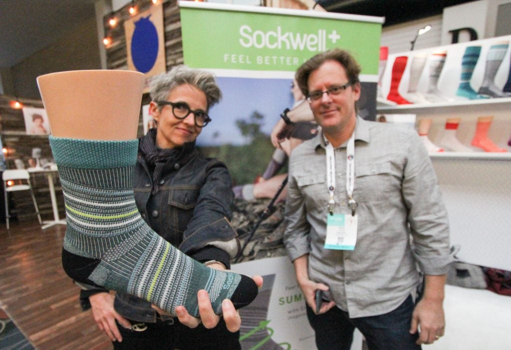 Sockwell socks.