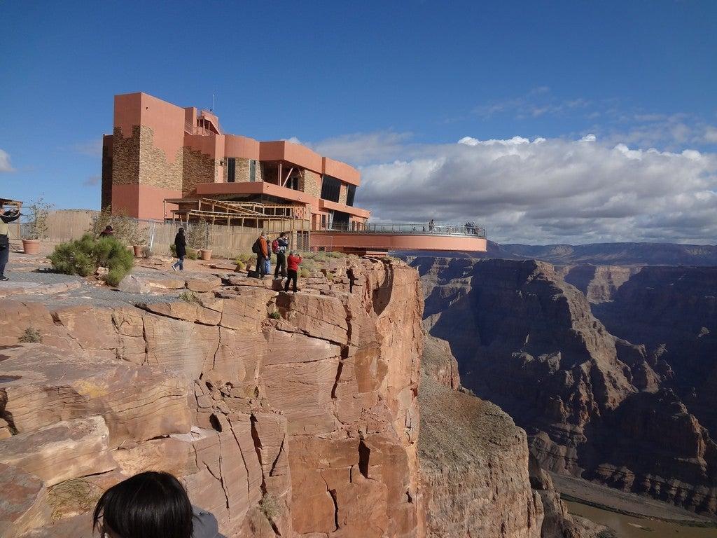 Grand Canyon Camping Skywalk