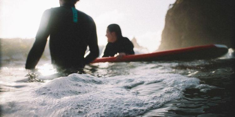 west coast camping California