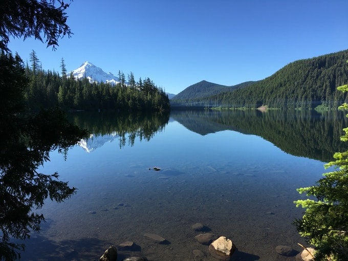 lost lake pacific northwest caming