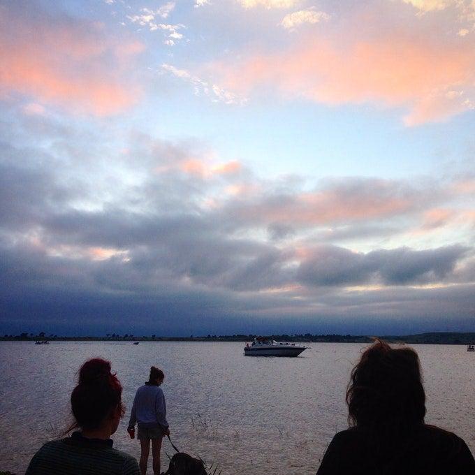 wilson state fishing lake