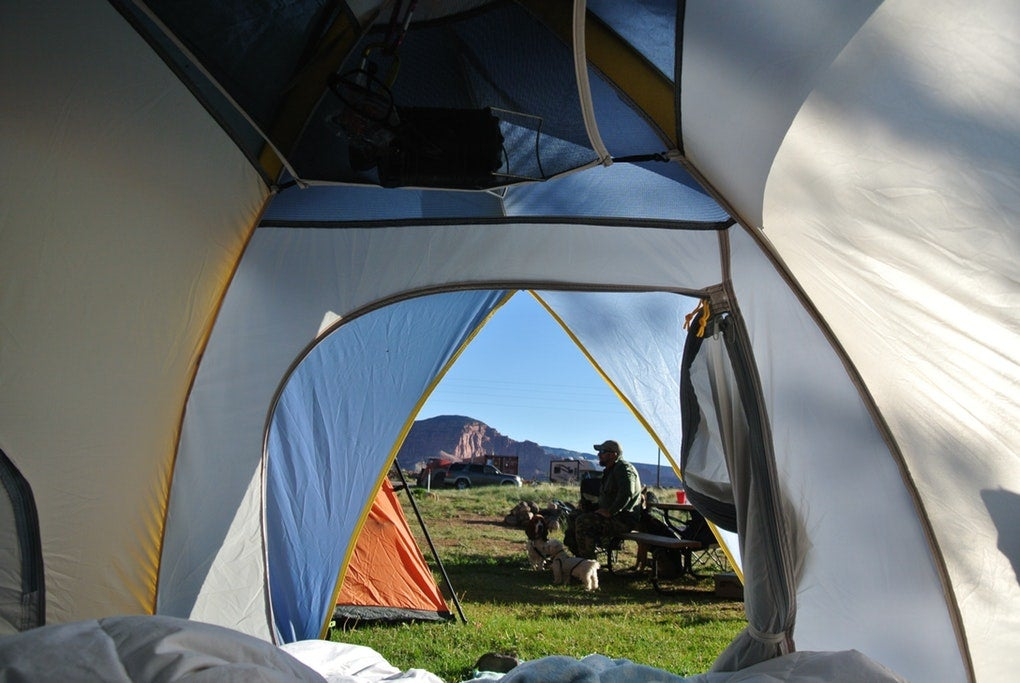 Camping near Capitol Reef National Park