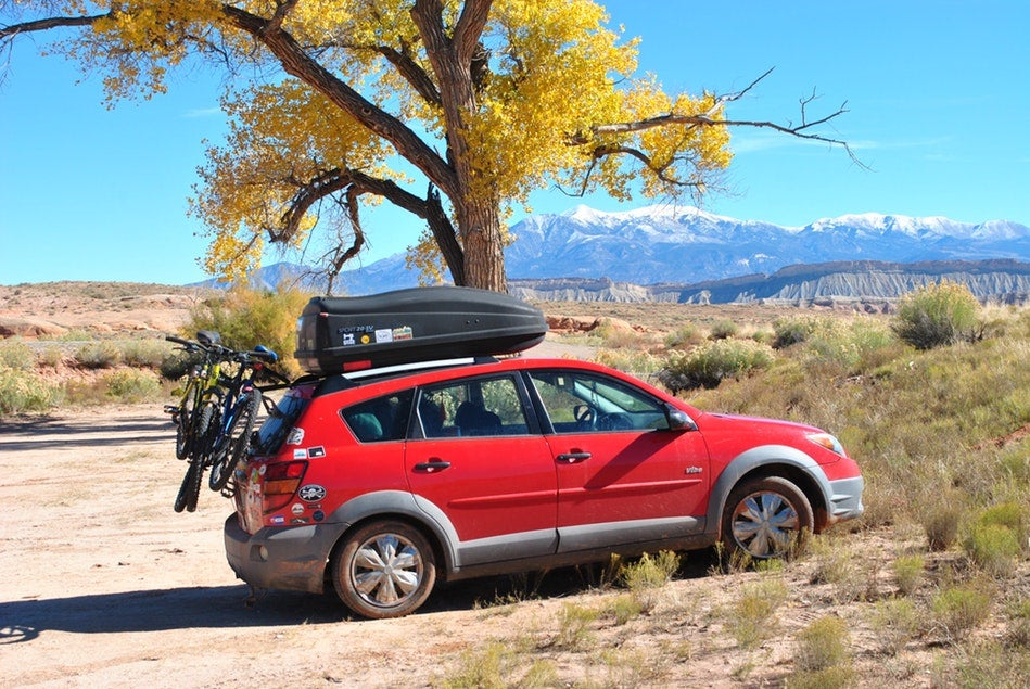 Capitol Reef National Park Dispersed Camping