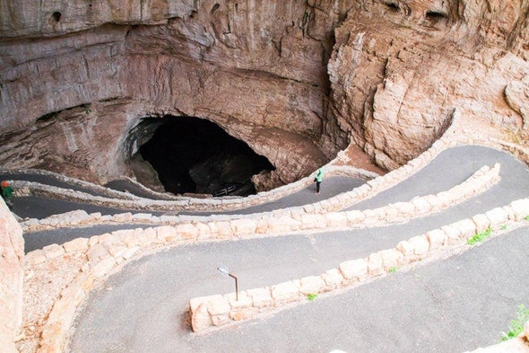 Here S Where To Camp In Carlsbad Caverns National Park