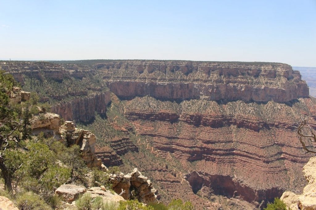 The Dyrt Grand Canyon Camper Photo