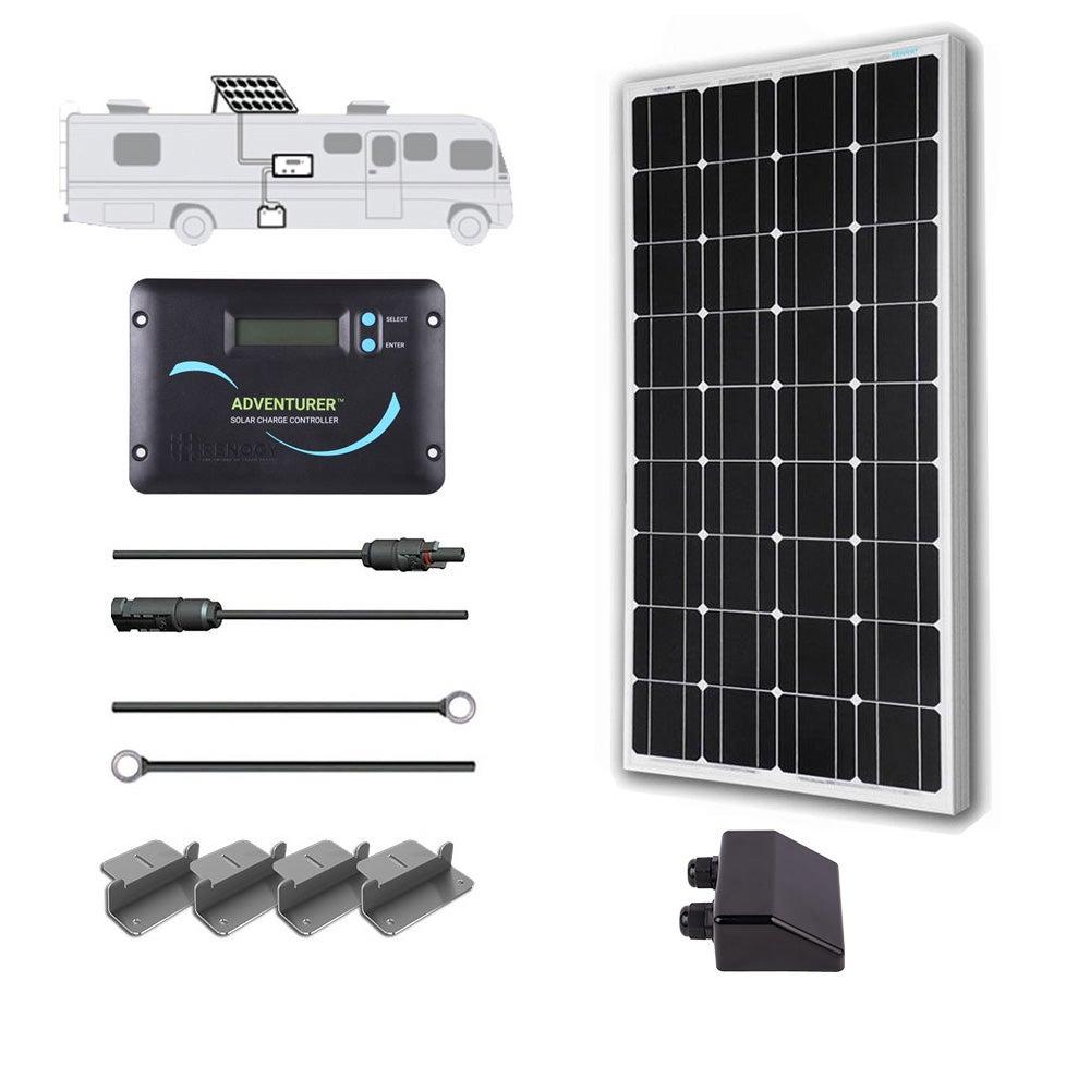 Camping gifts: Renogy solar kit