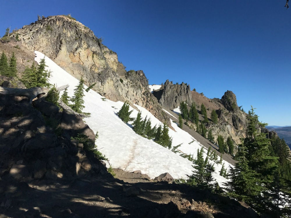 Pacific Crest Trail: Devil's Peak