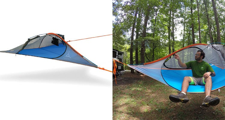 Camping gifts: Tentsile