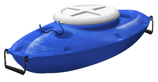 Camping gifts: floating cooler