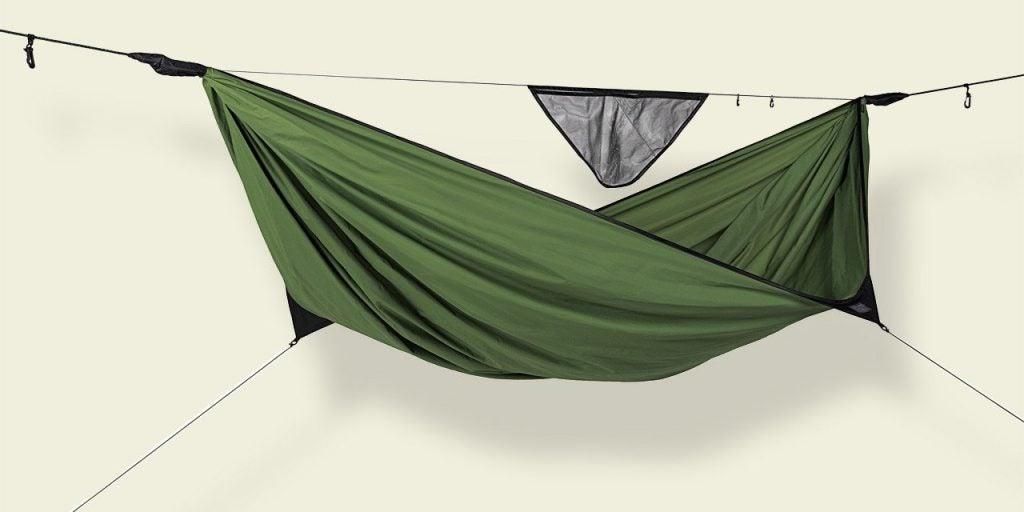 Camping gifts: hammocks