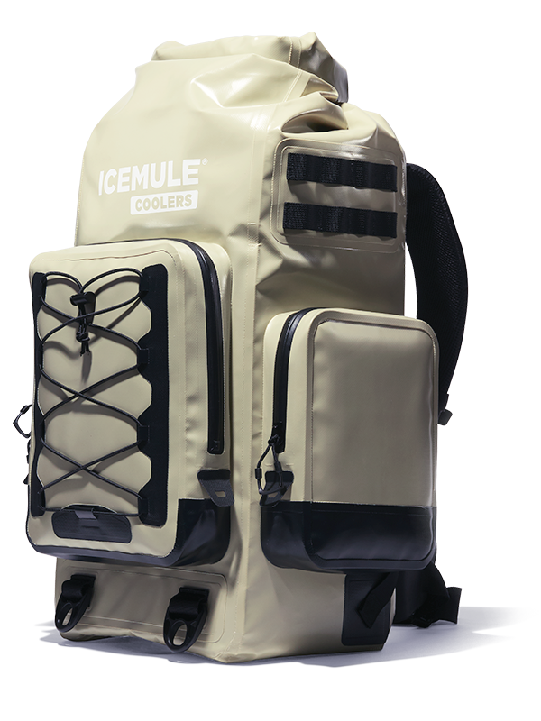 Camping gifts: backpack cooler