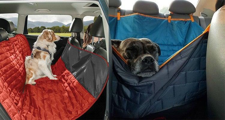 Camping gear for dogs: Kurgo's loft dog hammock