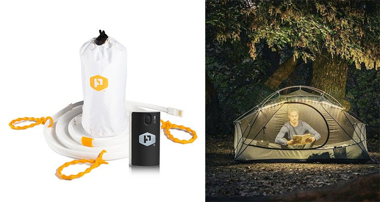 lighting gifts for campers
