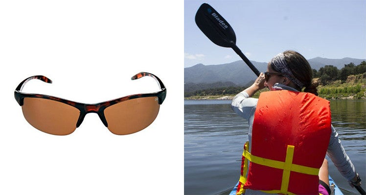 Camping gifts: Optic Nerve glasses