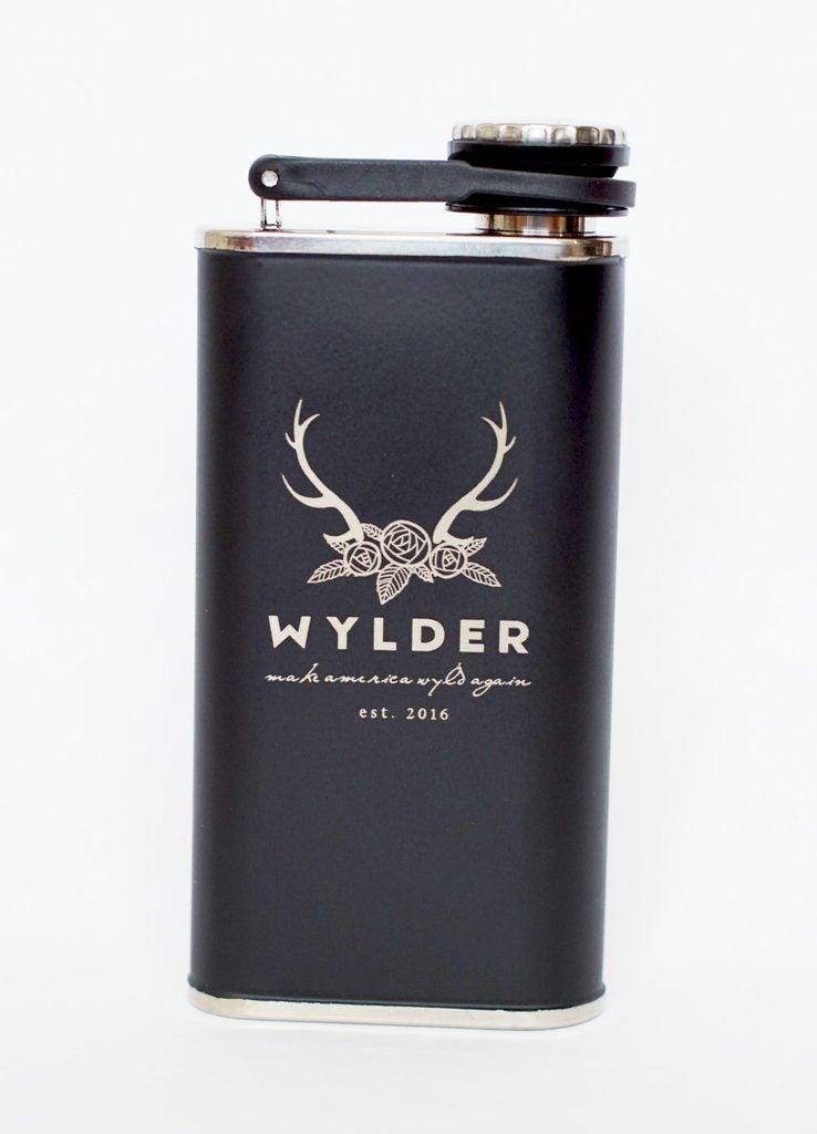 Camping gifts: Wylder flasks