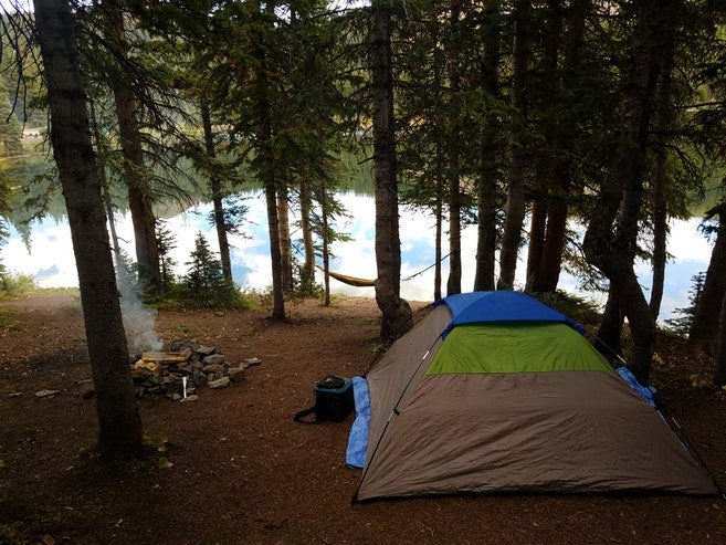 Alta Lakes campgrounds