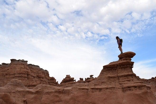 Best Desert Campgrounds: Goblin Valley