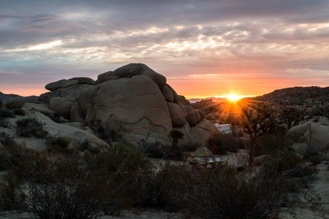 Best Desert Campgrounds: Jumbo Rocks