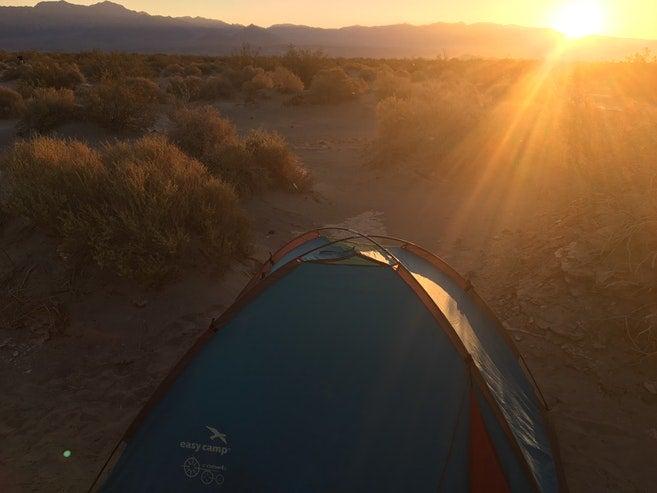 Best Desert Campgrounds: Wildrose