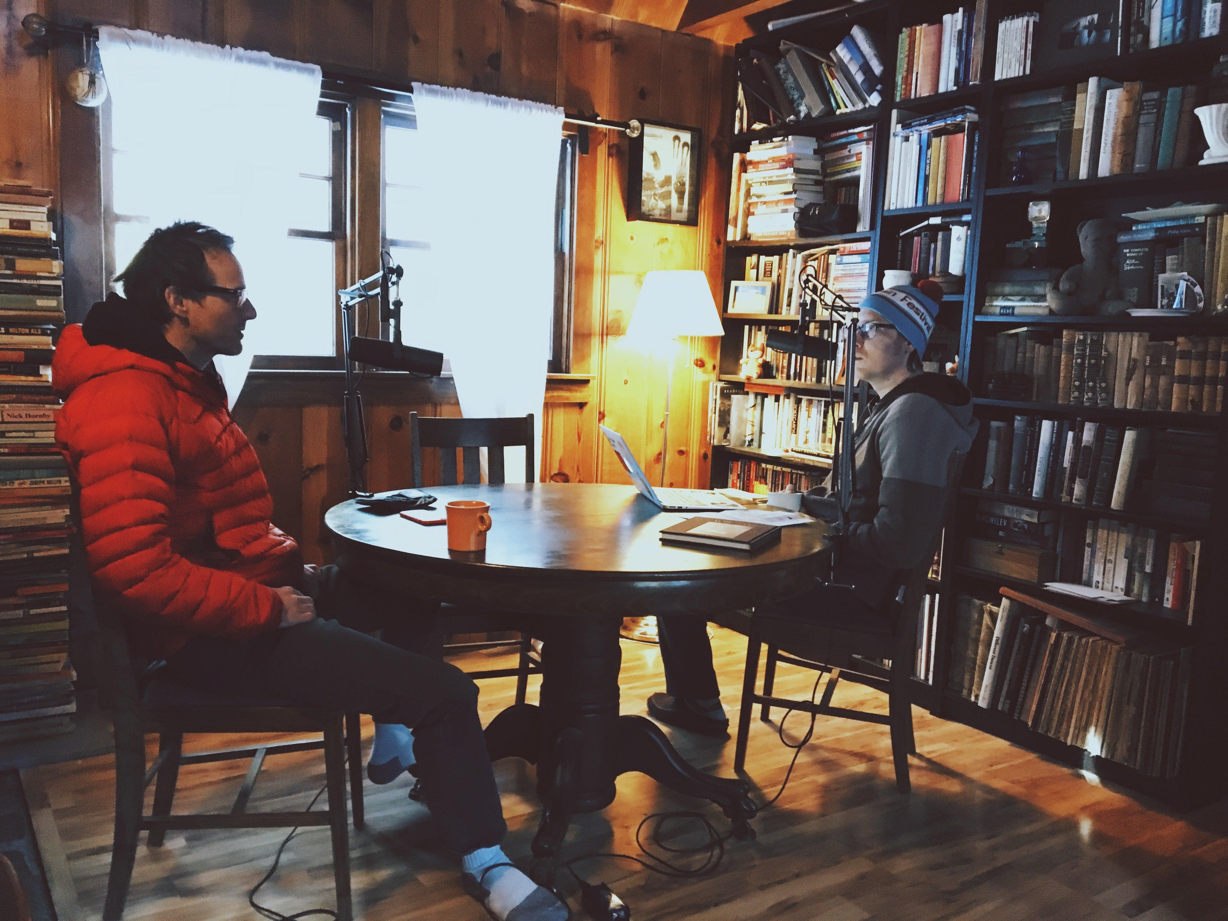 adventure podcast