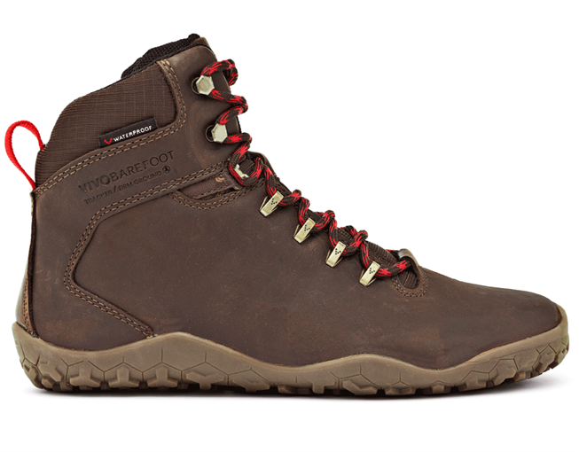 barefoot hiking boot