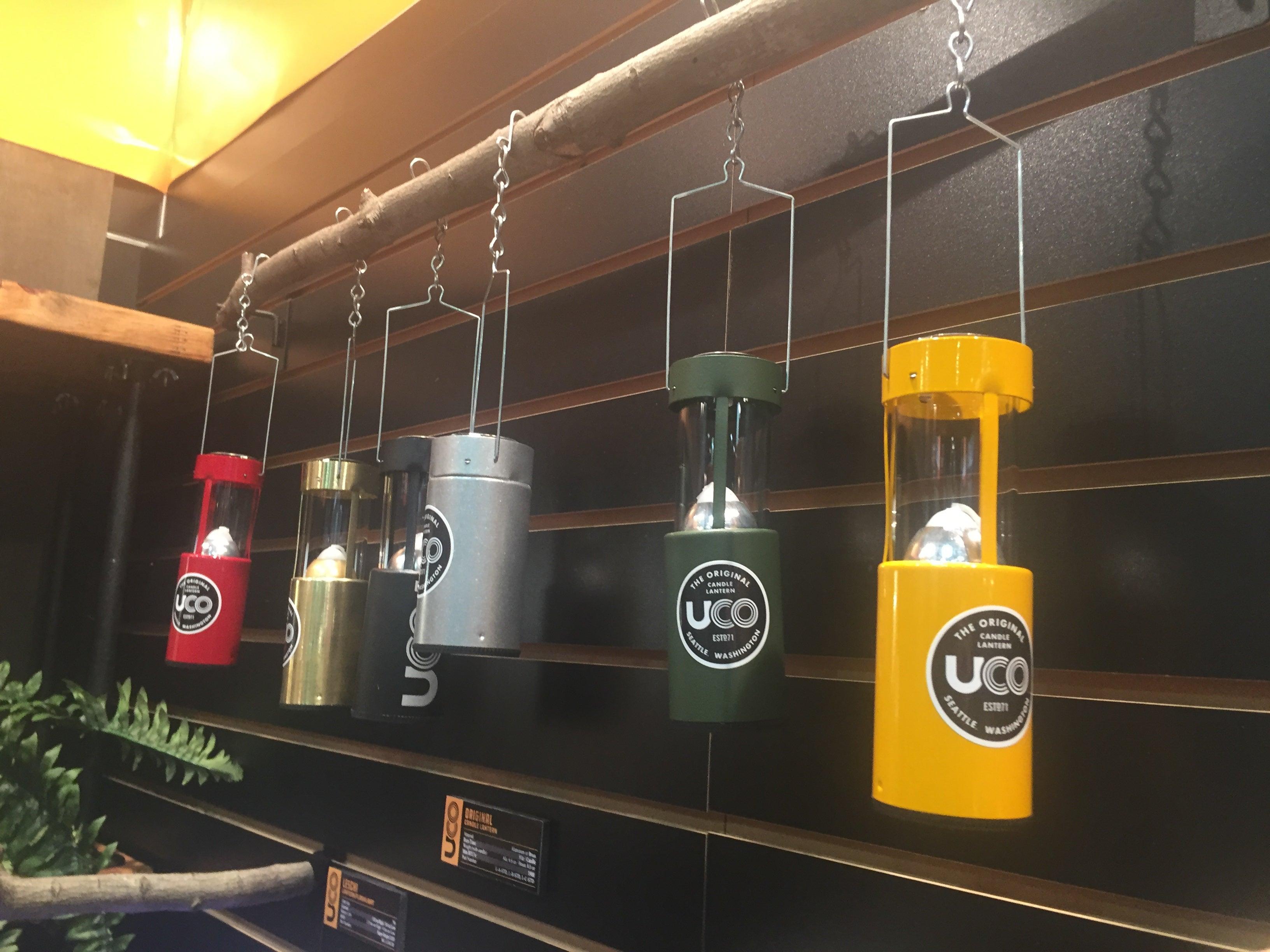 hanging outdoor lantern