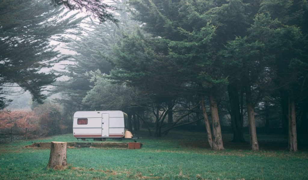 Boondocking for free