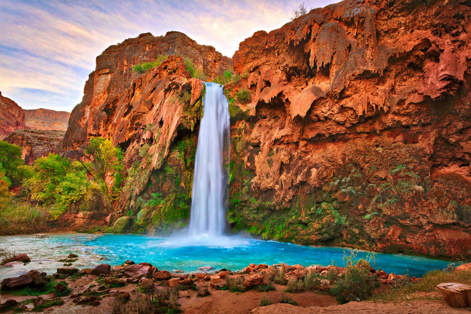 Image result for Havasu Falls