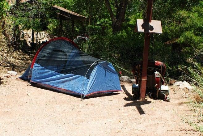 Indian garden grand canyon campground