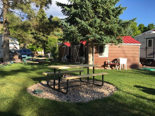 kolob canyons red ledge rv park