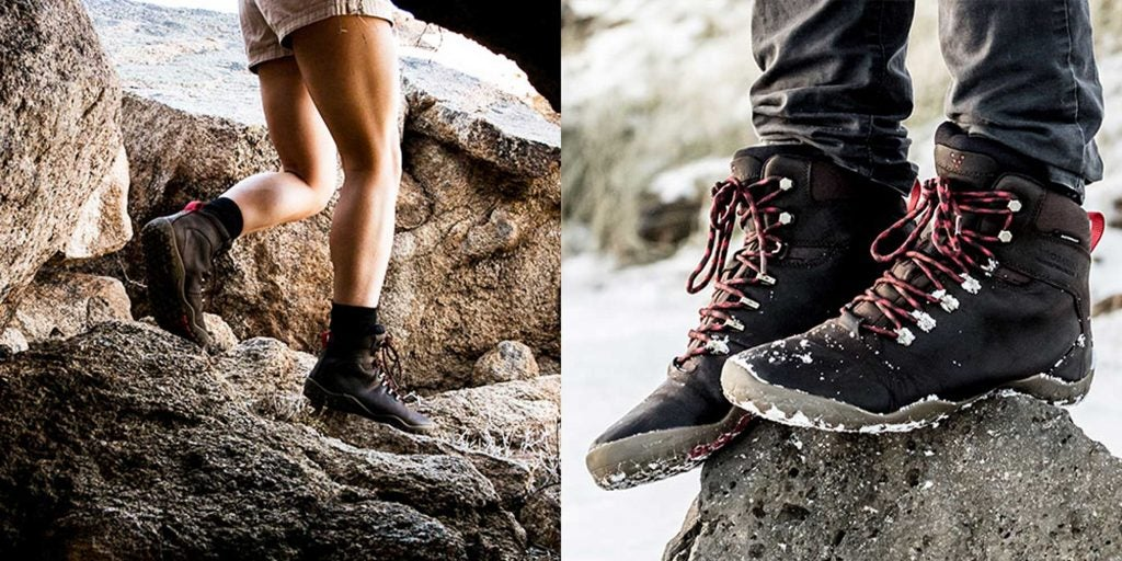 Switching To Minimalist Hiking Boots Will Relieve More