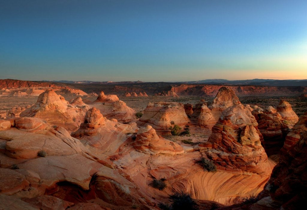 coyote buttes wilderness permits