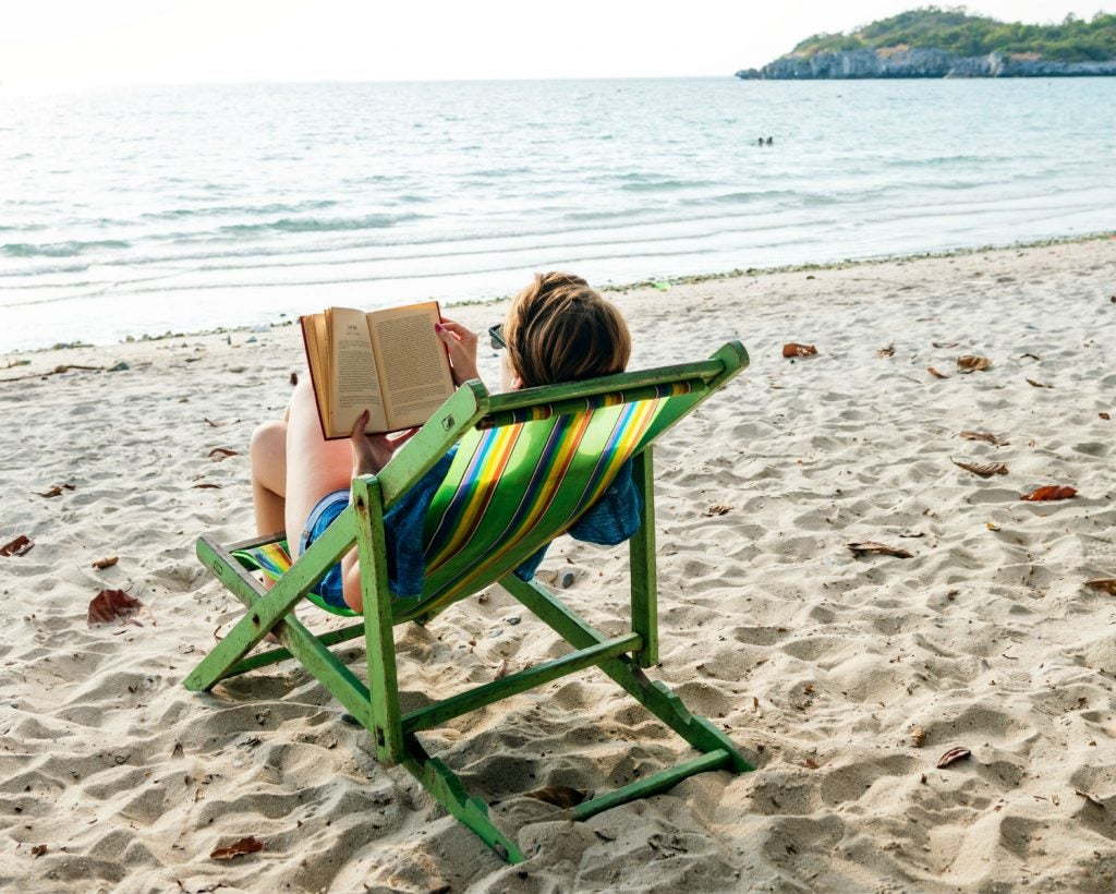 How to spend more time outdoors: use your vacation days!