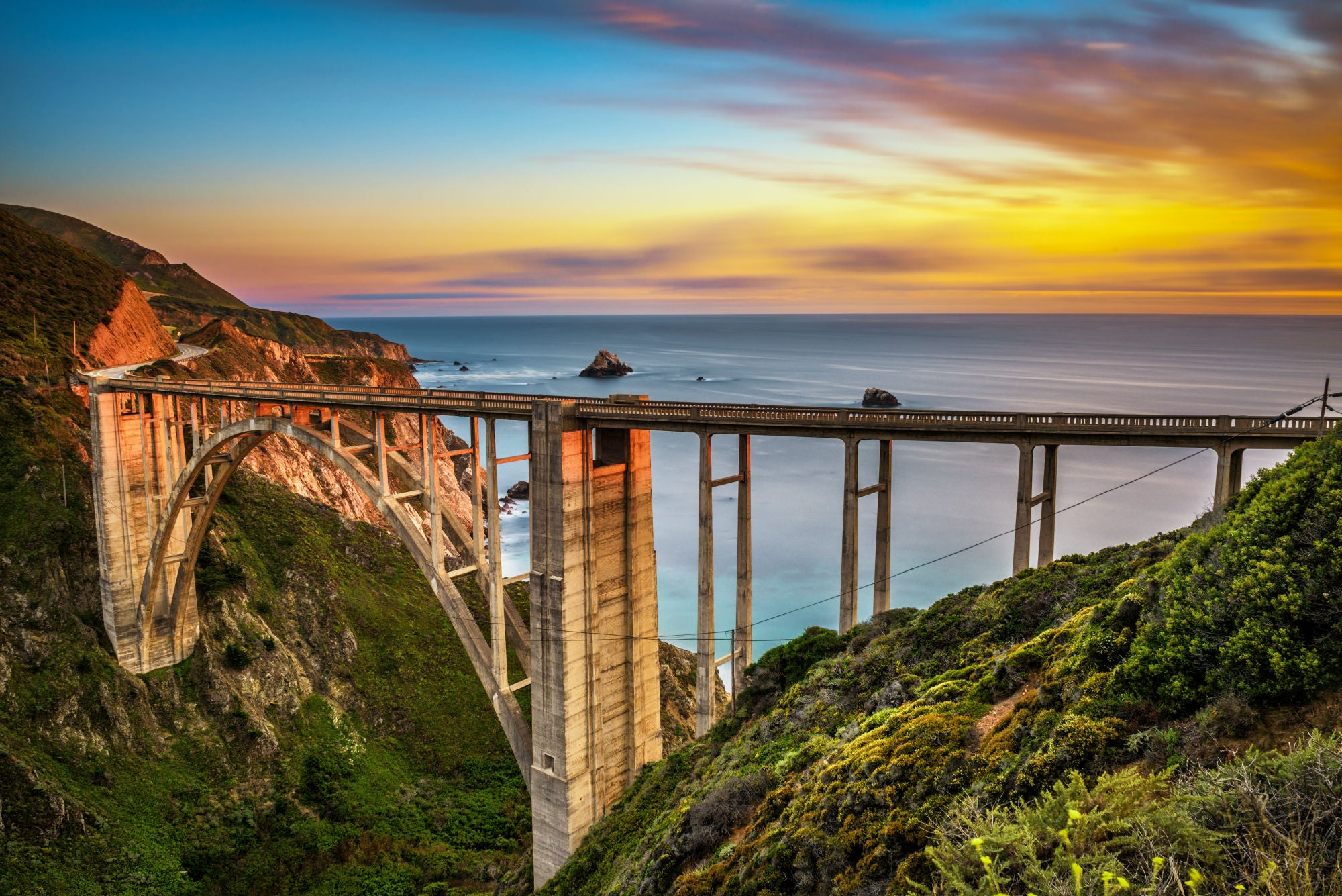 a 2018 guide to big sur camping: where to go and what to do