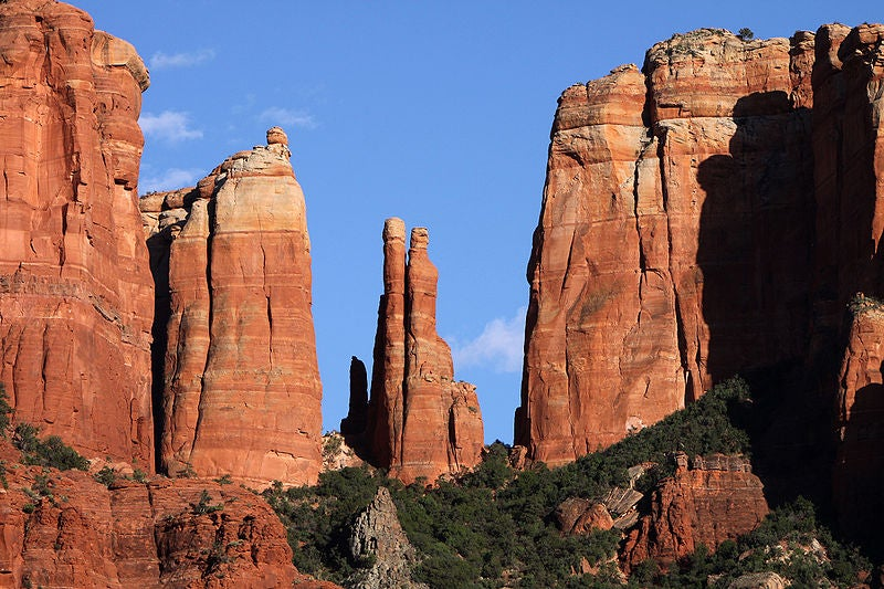 cathedral rock near sedona campgrounds