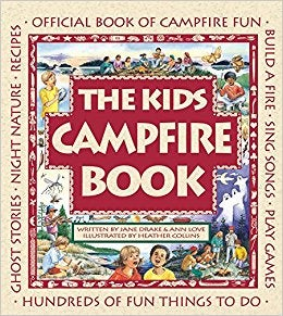 Looking for official campfire books? You're in luck!