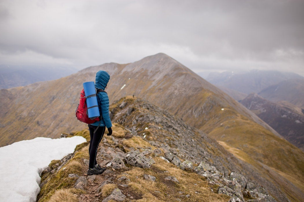 How to Safely Go Solo Backpacking in the Backcountry