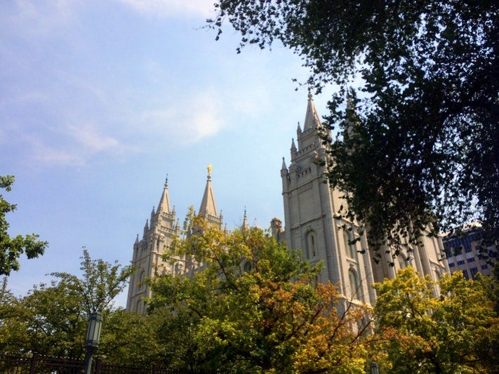 Discover A New Side To Camping In Salt Lake City At These