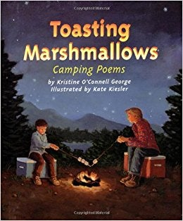Gift your child camping books filled with poems and illustrations!