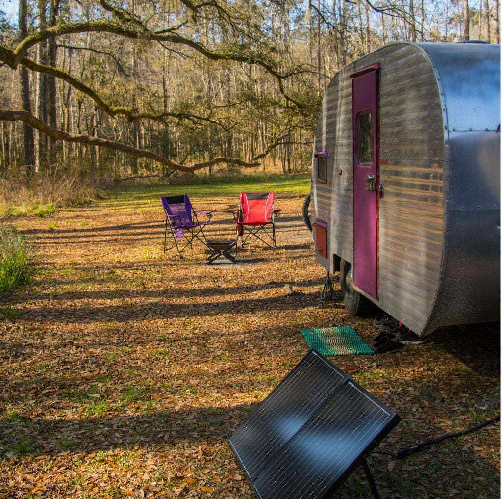 Free camping in South Carolina is abundant!